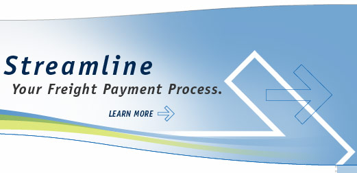 Your freight audit and freight payment solution!